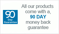 90Day Money Back Guarantee